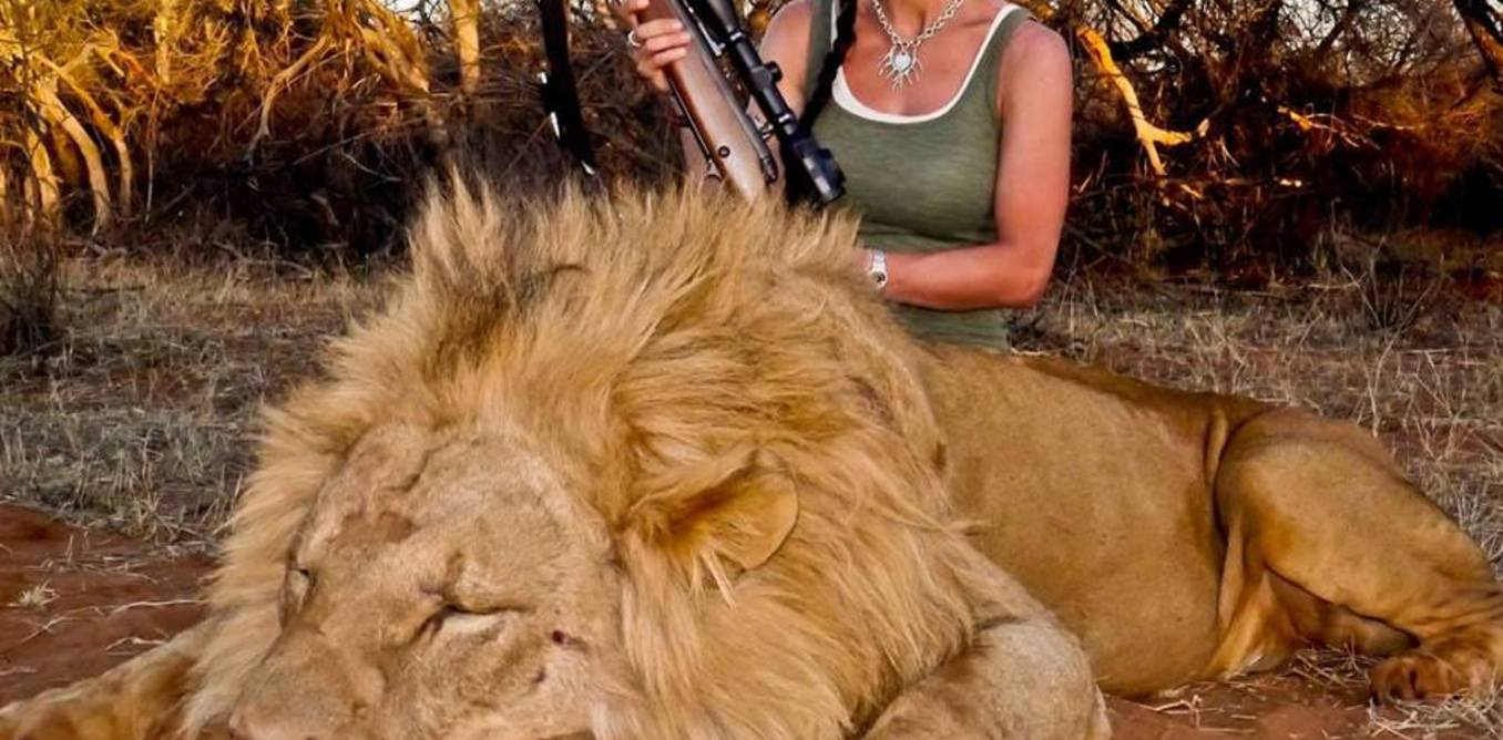 Trophy hunting is not poaching and can help conserve wildlife