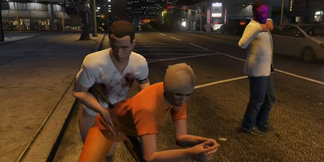 Virtual Rape In Grand Theft Auto 5 Learning The Limits Of -5978