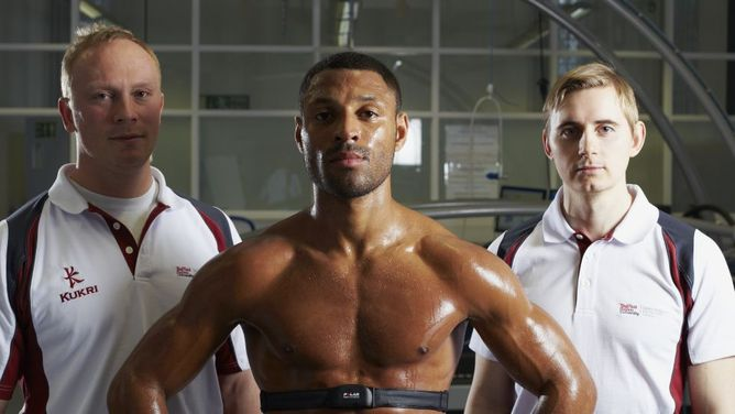the sport science regime that helped boxer kell brook become a world champion. Black Bedroom Furniture Sets. Home Design Ideas