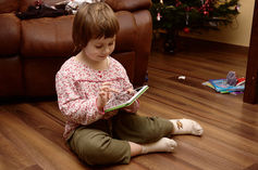 Kids are spending more and more time looking at screens. Flickr/Honza Soukup, CC BY