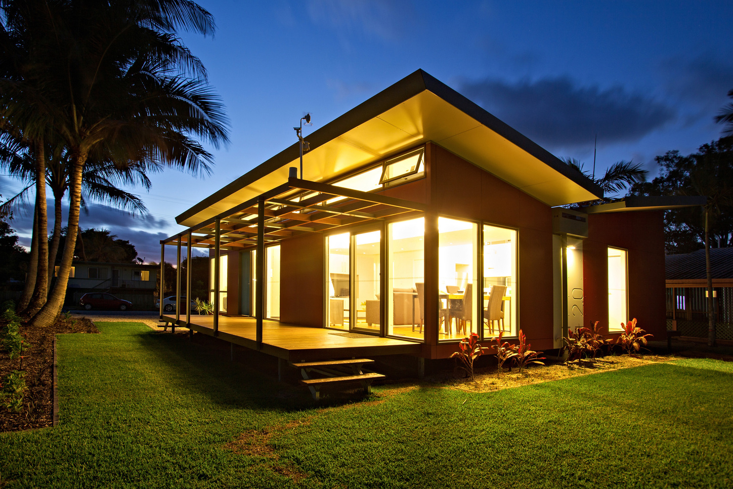 20 shades of beige lessons from japanese prefab housing architecture and design - Container homes queensland ...