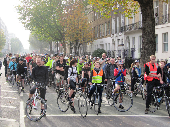 Hint of proper funding for cycling, but we must fight for it – with evidence - The Conversation UK