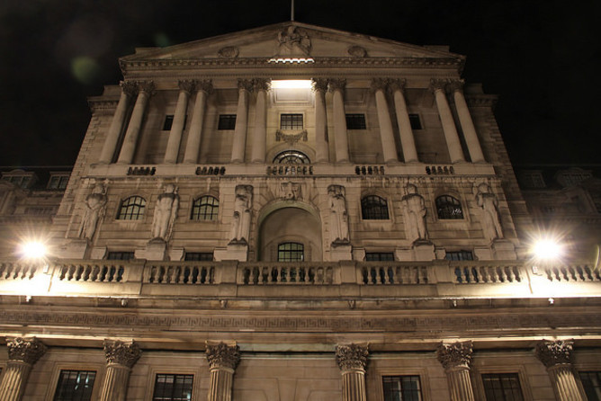 Forex scandal hits bank of england