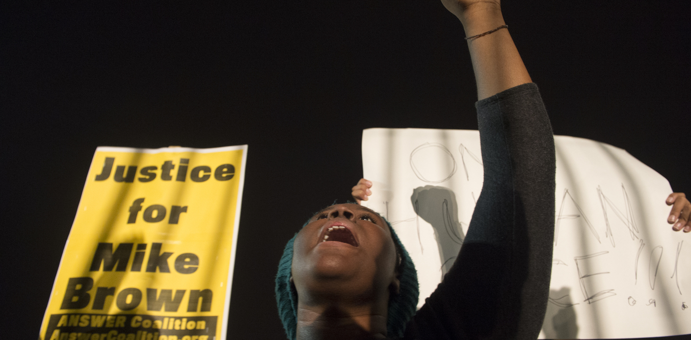 african american injustice Two black women in different parts of the country were railing about injustices in  the judicial system, both fierce in defense of their loved ones,.