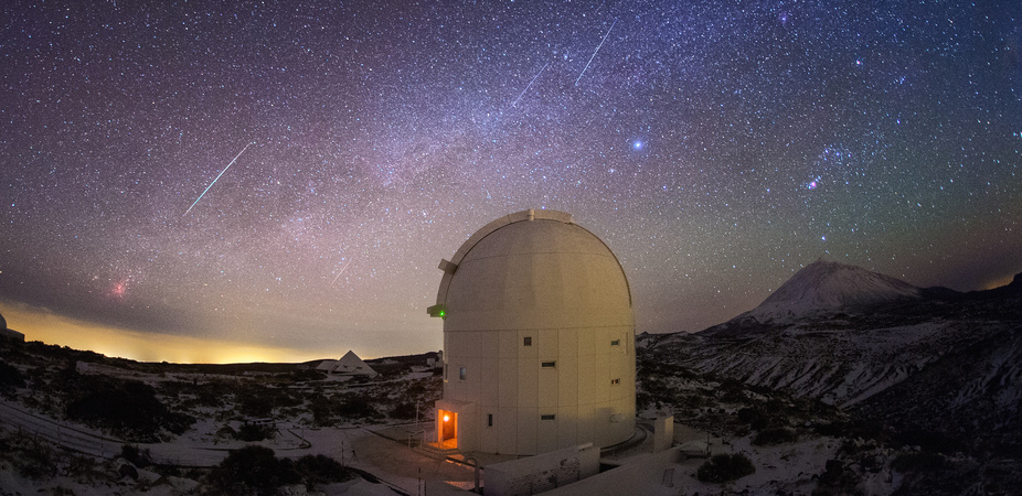 the geminids meteor shower should be one of the best this year