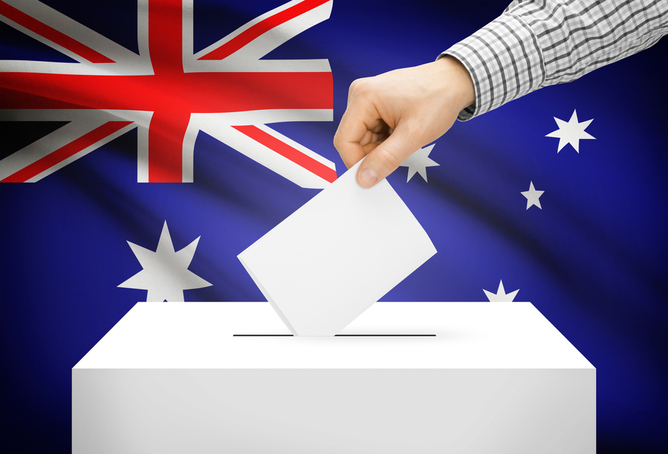 Voter turnout and compulsory voting laws