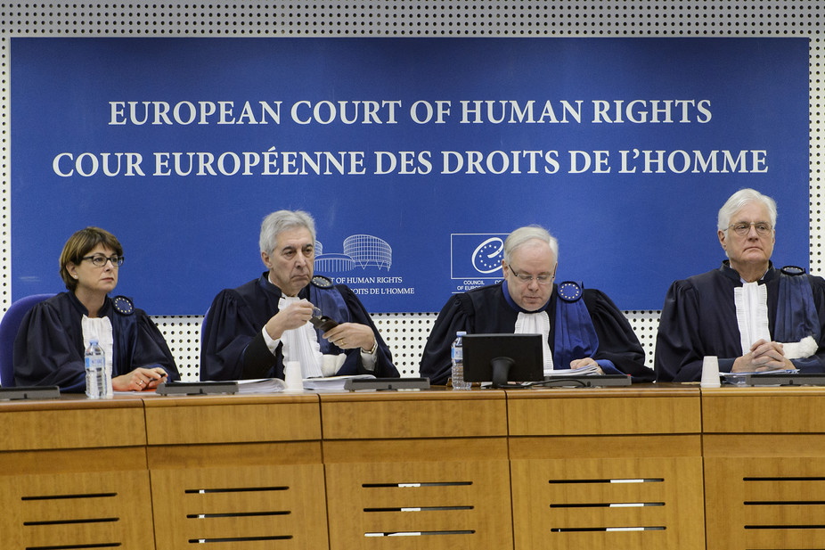 How do you cite European Convention on Human Rights?