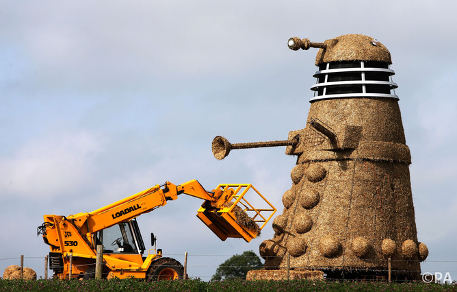 Take me to your builder. Peter Byrne/PA
