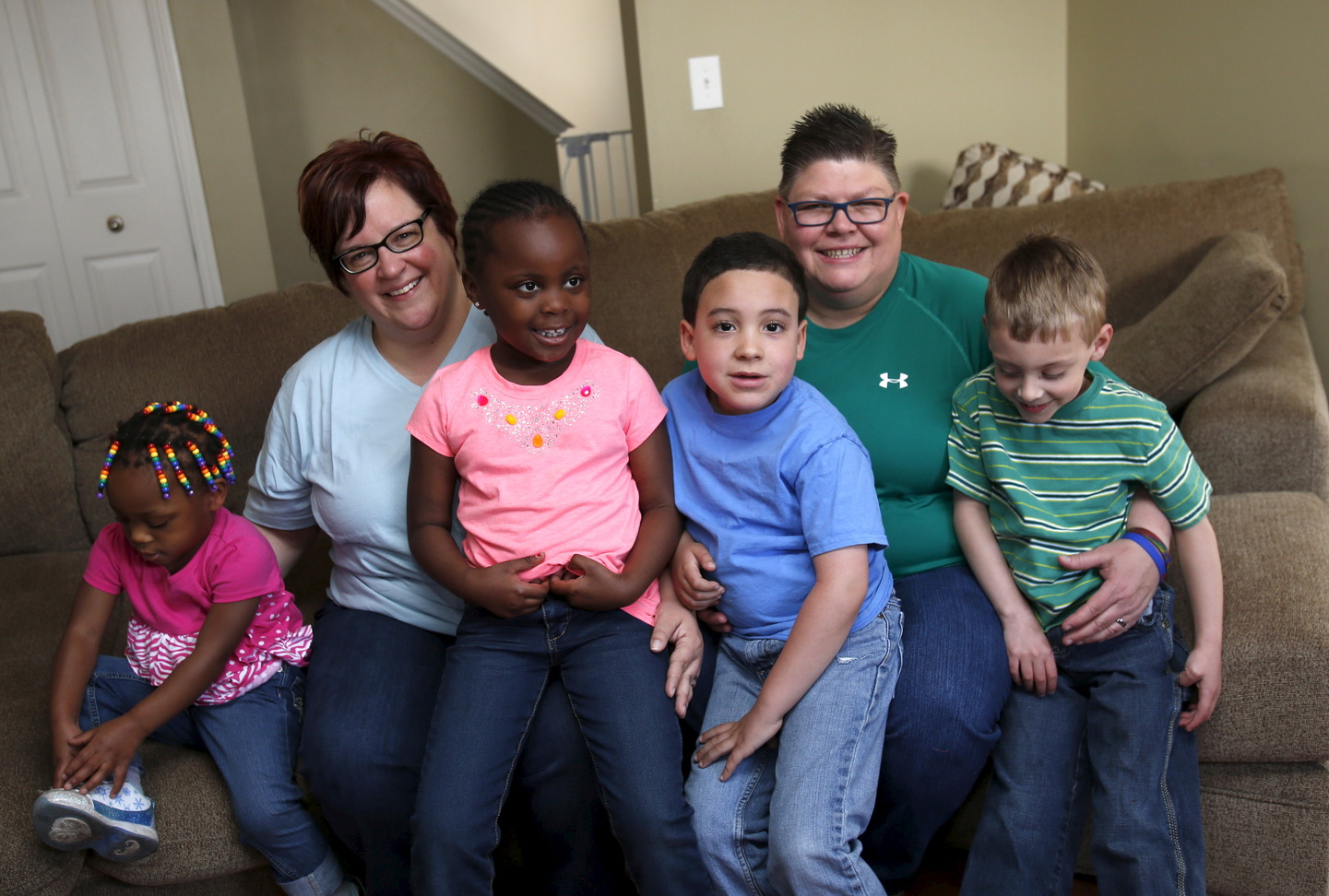 Lesbian and Gay Adoptive Parents and Their Children - Springer