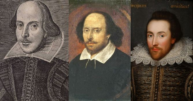 caption:Will the real Shakespeare please stand up? Wikimedia Commons