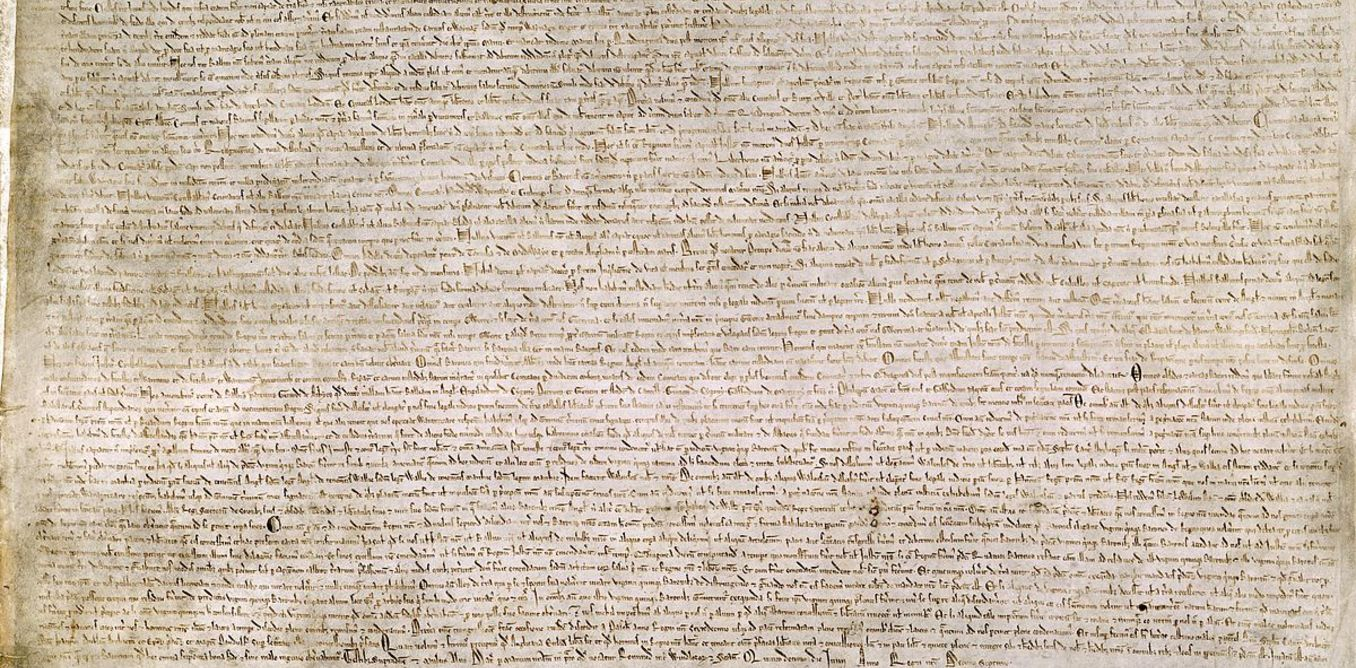 Thumbnail for Magna Carta was fundamentally a financial peace treaty