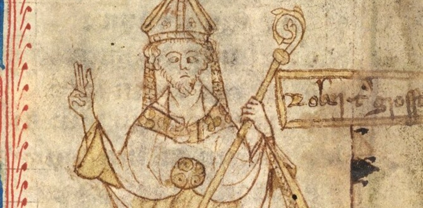 Thumbnail for Our latest scientific research partner was a medieval bishop
