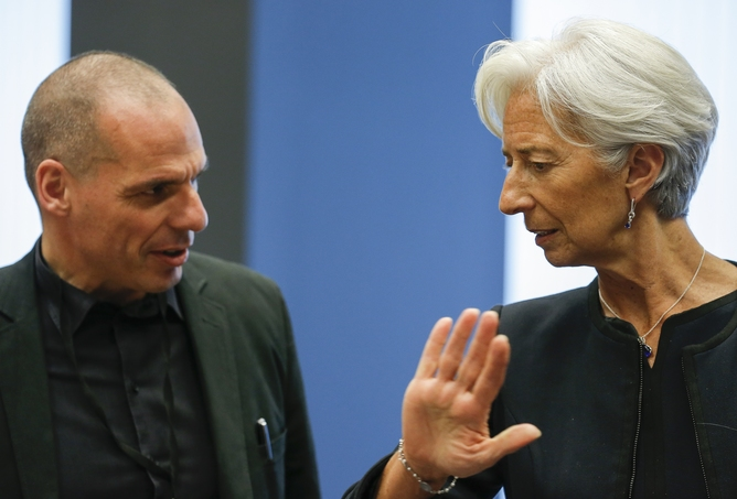 Syriza and the IMF