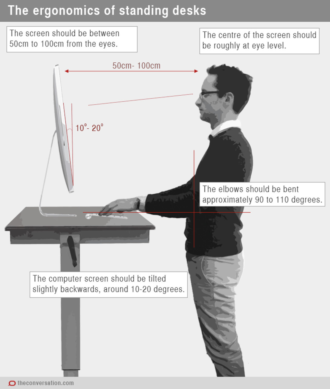 Standing Desks Spending More Time On Your Feet Doesn T