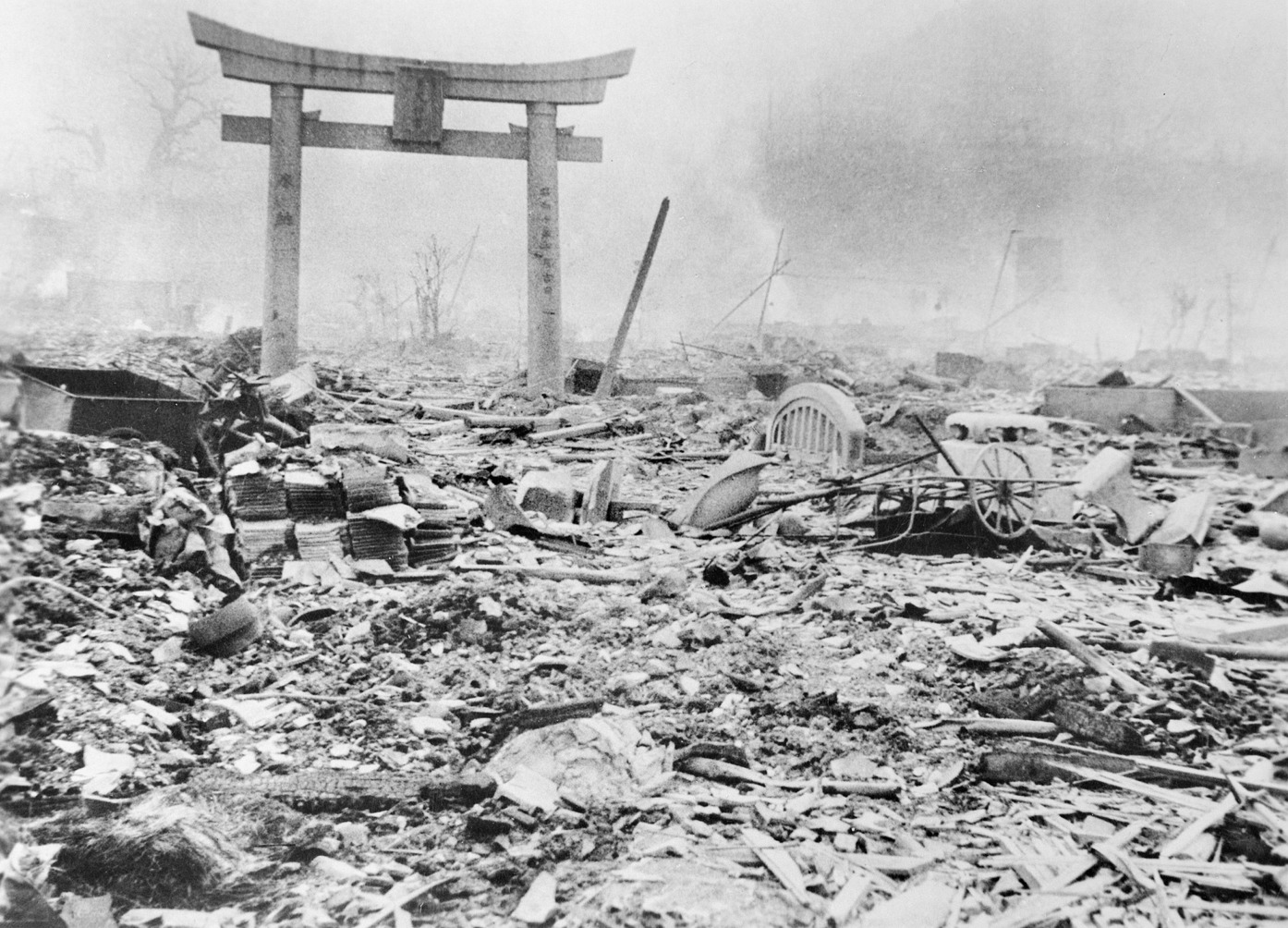 was the atomic bomb dropped on If the atomic bomb had not been used was japan already beaten before the august 1945 bombings karl t compton  when the second atomic bomb was dropped,.