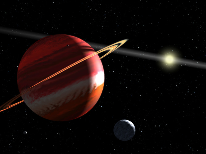 Analysis: How did Jupiter and Saturn form? The answer may ...