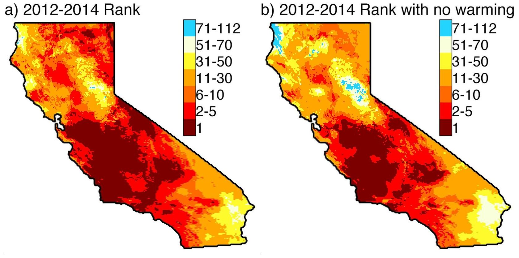 How Much Has Global Warming Worsened California S Drought Now We Have A Number Iflscience