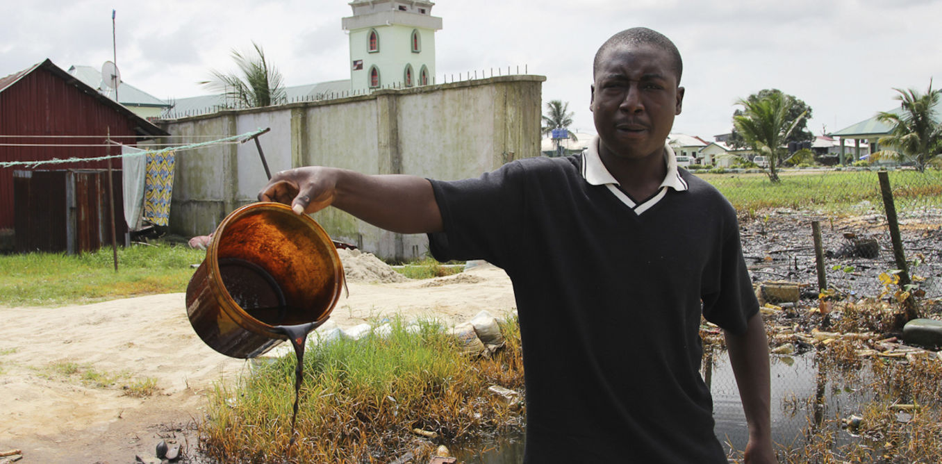 Thumbnail for Interview: have oil companies learnt anything from the Niger Delta crisis?