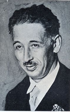 Lluis Companys, leader of Catalonia during the Spanish Civil War. Wikimedia