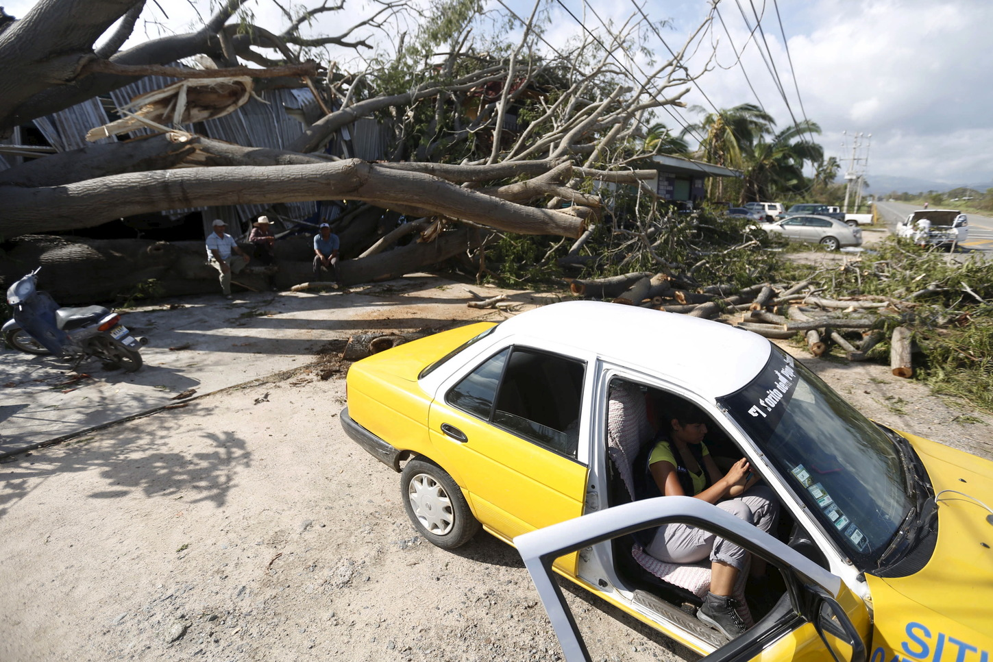 Could Hurricane Patricia Be A Harbinger Of Storms In A Warming